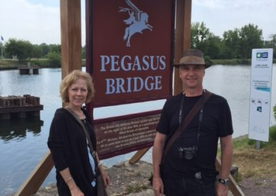 Remembering Pegasus Bridge