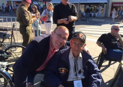Ken Thanks a Veteran of D-Day