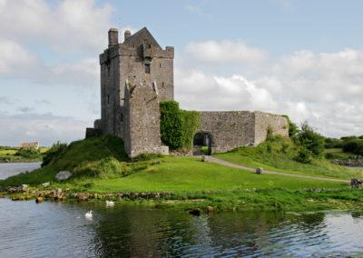 Dunguaire Castle, Kinvara Bay, Galway