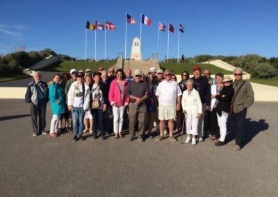 Normandy Group Photo