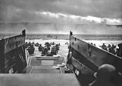 Marines at D Day