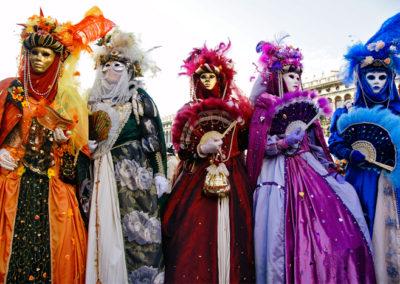 Carnival costumers