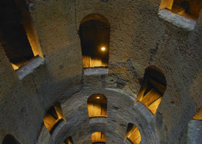 St Patrick's Well, Orvieto, Umbria