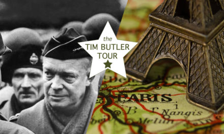 THE D DAY BEACHES / THE BATTLE OF THE  BULGE / THE NAZI SURRENDER AT REIMS / CHAMPAGNE COUNTRY / THE  BULLET TRAIN / VERSAILLES / PARIS ……. optional  one week extension to PROVENCE+++