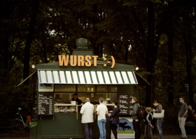 German Snack Bar