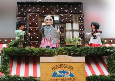 Hansel and Gretel display