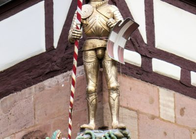 Slaying the Dragon in Nuremberg