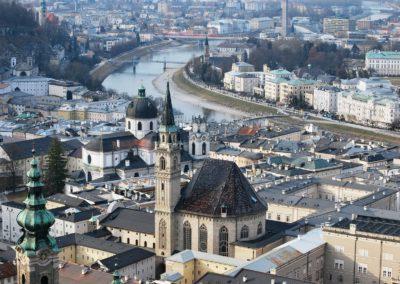 Mozart's Salzburg